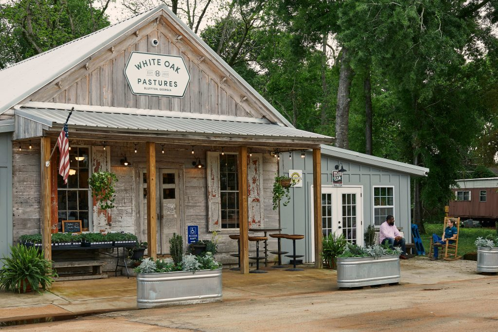White Oak Pastures General Store